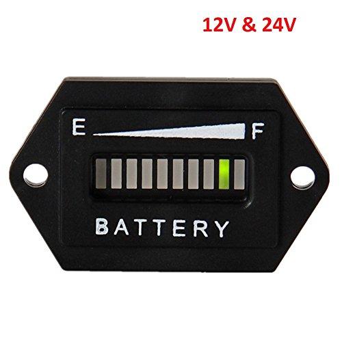 12v car battery meter - 4