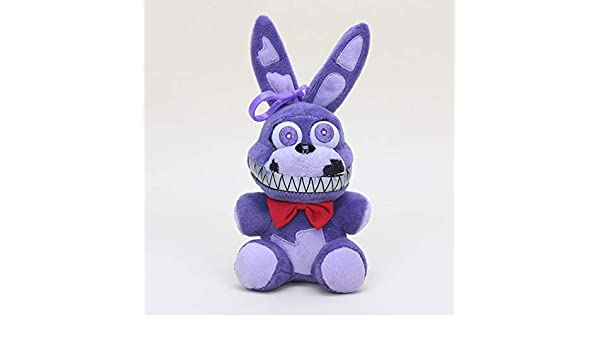 YOUHA Five Nights At FreddyS FNAF Plush Foxy Chica Bonnie ...
