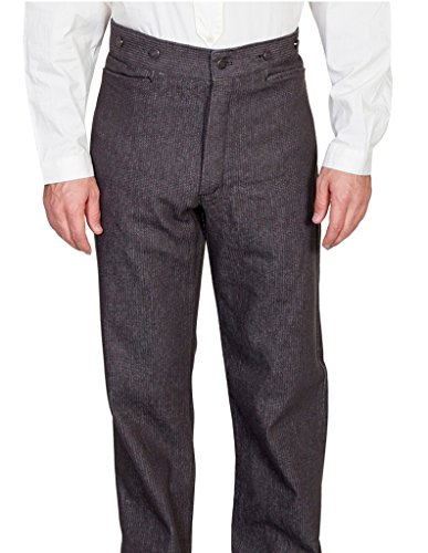 Men's Victorian and Old West Pants by Wahmaker (Scully Costume)