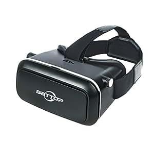 battop Virtual Reality auricular 3d vr legten Gang lente Sharp película & parte Cristal para 4–6pulgadas Smartphones