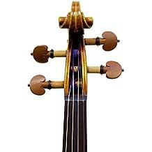 Maple Leaf Strings Leduc Guarneri Del Gesu Bench Copy Violin 4/4 Size