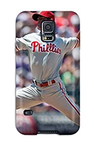 gloria crystal's Shop philadelphia phillies MLB Sports & Colleges best Samsung Galaxy S5 cases 5114469K782992042