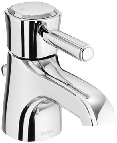(Toto TL970SDLQ#CP 1.5 GPM Guinevere Single Handle Lavatory Faucet, Polished Chrome)