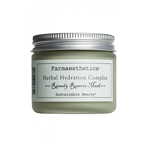 Farmaesthetics Herbal Hydration Complex Remedy Reserve Mask (Facial Treatments) 2 oz made in New England