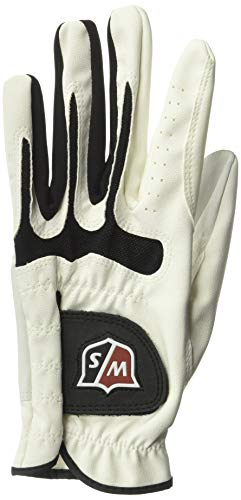 Wilson Staff Grip Soft Golf Glove, Small, Left Hand