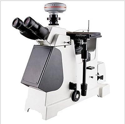 GOWE binocular Metallurgical stereo biology horizontal optical metallurgical microscope infinite optical system