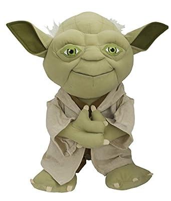 Jay Franco Star Wars Yoda Pillowtime Pal