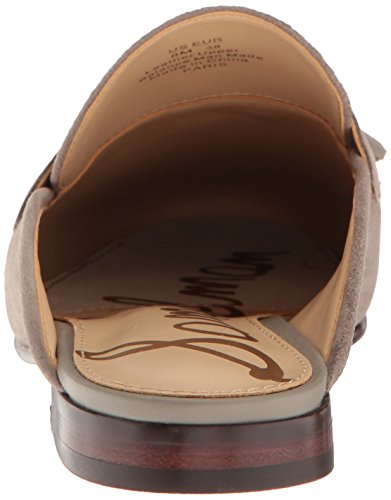 Paris Edelman Suede Women's Loafer On Putty Sam Slip 71COwqzCx