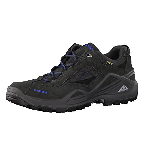 Lowa Men Innox Evo GTX Lo Hiking Shoes Grey