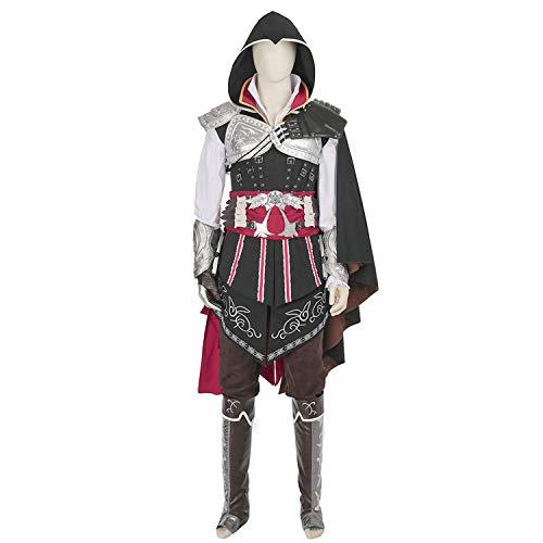 AGLAYOUPIN Mens Killer Hoodie Jacket Uniform Suit Cosplay Costume -