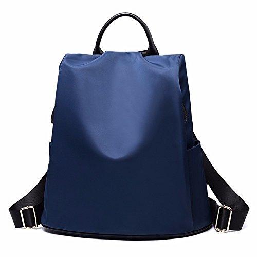 nouveau à dos ladies sac Sac bandoulière sac à wild blue LMDSG bandoulière girls à fashion 2018 Femme wXS51Upx