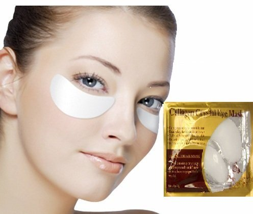 Collagen Crystal Under Eye Pads Patches x 25 pairs (Facial, ()