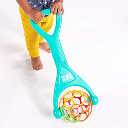411eS6yerIL - Bright Starts Oball 2-in-1 Roller Sit-to-Stand Push Toy