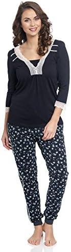 Vive Maria Dreaming Basic Single Shirt Dark Navy: Odzież