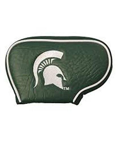 休眠地下室つぼみチームゴルフ22331 Michigan State Spartans Malletパターカバー