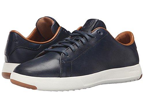 Cole Haan Men's Grandpro Tennis Fashion Sneaker, Blazer Blue Hand Stain, 9.5 W US