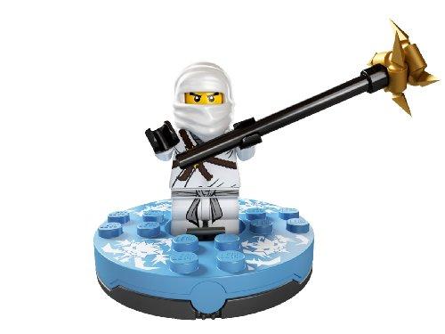 lego ninjago 2113 jeu de construction zane ninja blanc amazonfr jeux et jouets