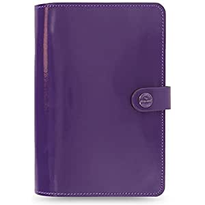 Filofax Original Patent Purple Personal Organizer - FF-022433