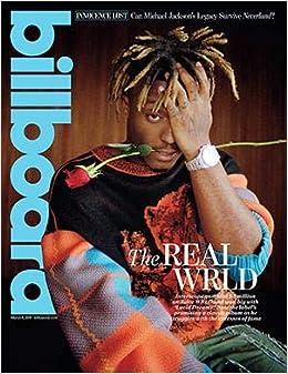 Billboard Magazine (March 9, 2019) Juice WRLD Cover: Billboard