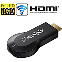 TV Stick Miradisplay(Mirascreen Enhanced version) DLNA Airplay Wifi Display Dongle Wireless HDMI Receiver