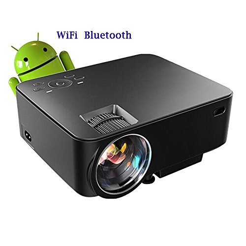 Wireless Projector Portable Multimedia Bluetooth product image