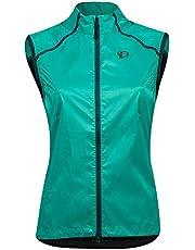 PEARL IZUMI Women's Zephrr Barrier Vest, Malachite/Pine, M