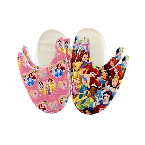 Disney Multi Princess Mix-N-Match Zlipperz