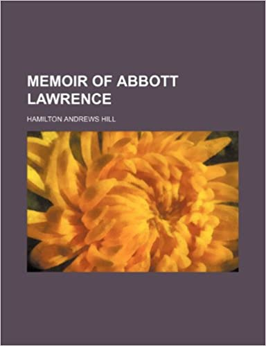 Memoir of Abbott Lawrence