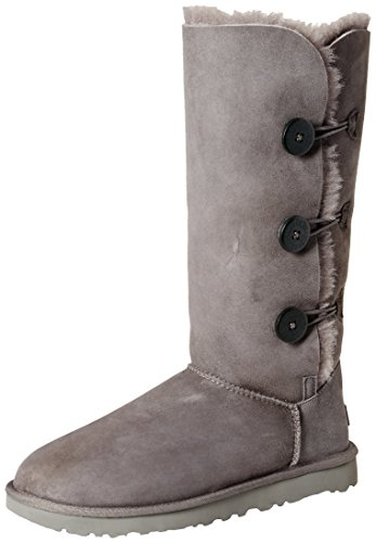 ugg-womens-bailey-button-triplet-ii-winter-boot-grey-8-b-us
