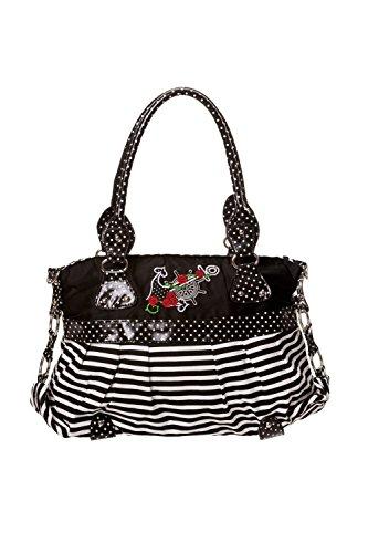 Banned-Dots-Striped-Anchor-Handbag