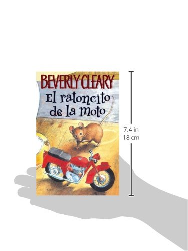 El Ratoncito De La Moto (The Mouse And The Motorcycle) (Turtleback School & Library Binding Edition) (Spanish Edition) by Brand: Turtleback