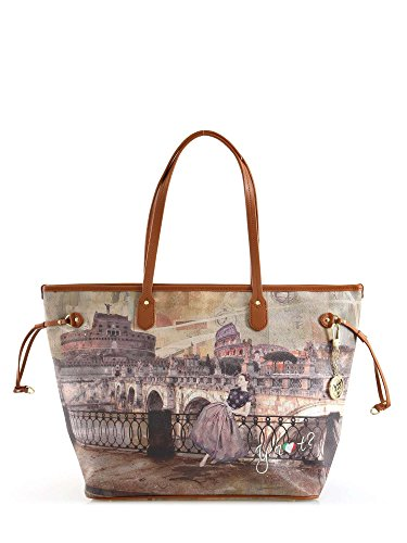 Ynot I-356 Shopper Accessori Marrone Pz.