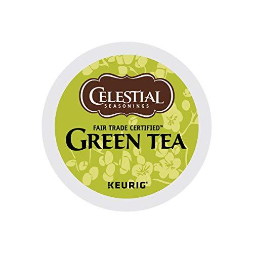Celestial Seasonings, Green Tea, K-Cup Portion Pack for Keur