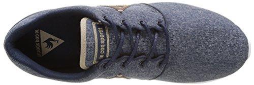 Azul Tones Blue Sportif Sésame COQ para 2 Dynacomf Le Zapatillas Hombre Dress wf8IHqnC