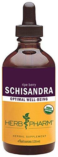 Herb Pharm Certified Organic Schisandra
