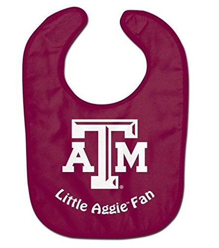 - WinCraft NCAA Texas A & M Aggies All Pro Baby Bib by