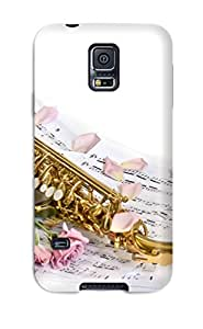 Galaxy S5 Well-designed Hard Case Cover Artistic Protector 1774483K47990638