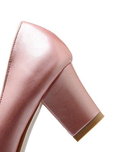 Robusto pink uk7 Mujer GGX 10 uk7 eu41 Patentado y Tacón us9 Negro 5 Casual 8 Rosa Beige Rojo 10 pink Cuero eu41 Puntiagudos Tacones cn36 uk4 us6 eu36 5 Trabajo cn42 Oficina Tacones us9 red 8 5 5 4EE1qwd