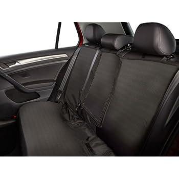 volkswagen gti 2015 black. genuine oem black rear seat cover for the 20152016 volkswagen gti mk7 gti 2015 i