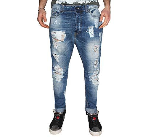 Bleu Bleu Bleu Homme Denim Homme Jeans Sarani Jeans Sarani Homme Denim Denim Jeans Sarani CdxFwq76