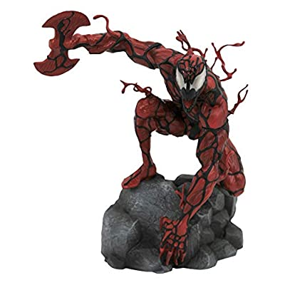 DIAMOND SELECT TOYS Marvel Gallery: Carnage PVC Figure, Multicolor: Toys & Games
