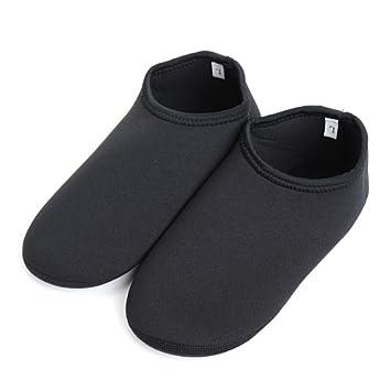 Vale® 3 mm Calcetines de neopreno Deporte acuático Snorkel para nadar antideslizantes calcetines calcetines térmicos