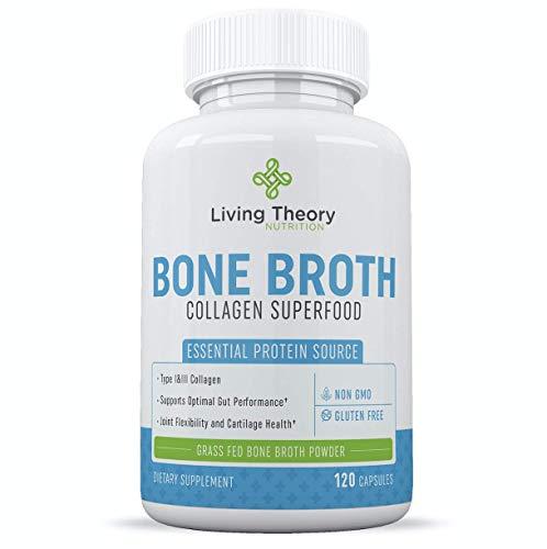 Organic Grass-Fed Bone Broth Collagen...