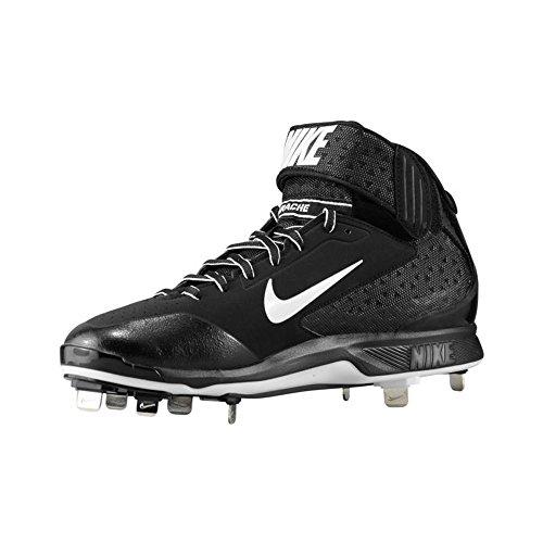 Nike Men's Huarache Pro Mid Metal Baseball Cleats