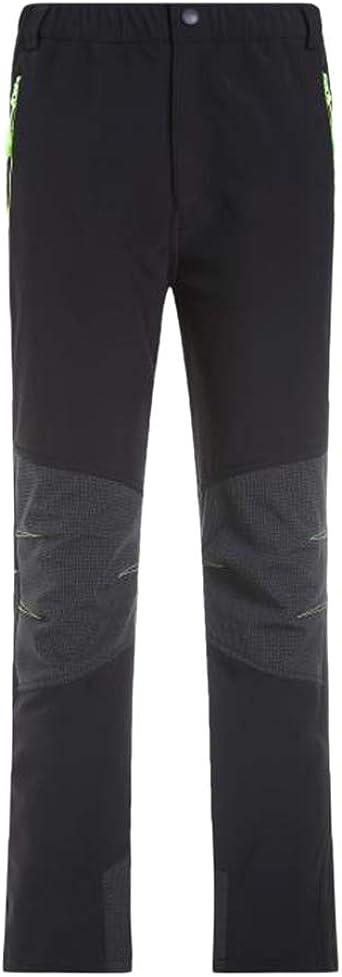 DianShaoA Pantalon Impermeable Trekking Slim Fit Niño ...