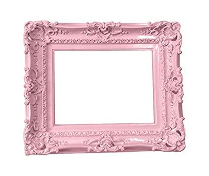 Amazon.com - 12x16 Shabby Chic Frame, Decorative Baroque Wall Mirror ...