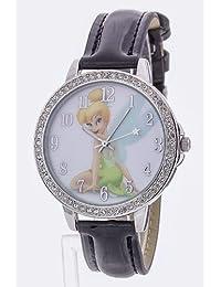 TRENDY FASHION Tinkerbell Crystal Bezel Fashion Watch BY FASHION DESTINATION