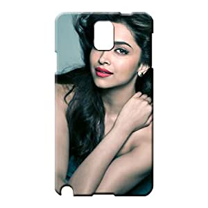 samsung note 3 Shock Absorbing Protection For phone Protector Cases phone cover skin deepika padukone 37