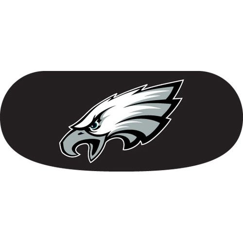 Party Animal NFL Philadelphia Eagles Eye Strips (3 Pair)
