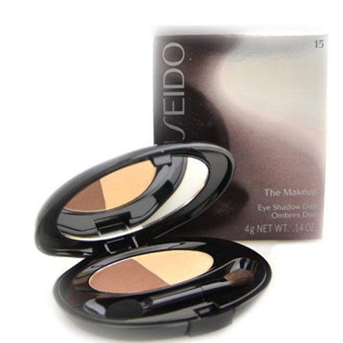 Shiseido the Makeup Eye Shadow Duo - 15 Gold Leaf